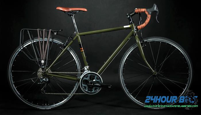 วิธีเชตจักรยานทัวร์ริง บรรทุกของไปปีนเขา
